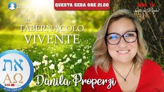 Il tabernacolo vivente - Danila Properzi  - conduce Giuliano Camedda