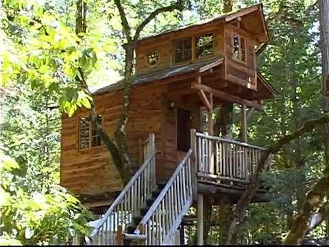 Download Treehouses in Takilma Oregon