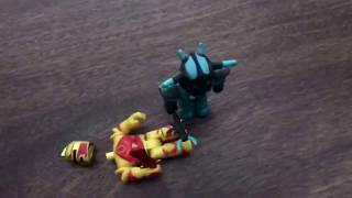 Roblox Stop Motion! The Battle(better quality)