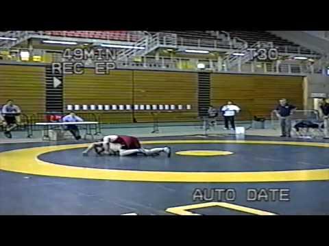 2004 Canada West Championships: 76 kg Nathan Rolfe (SFU) vs. Dan Dupuis (SASK)
