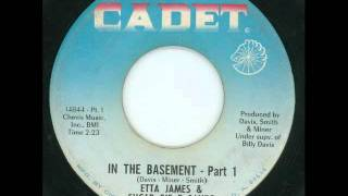ETTA JAMES & SUGAR PIE DeSANTO - In the basement part 1 - CADET