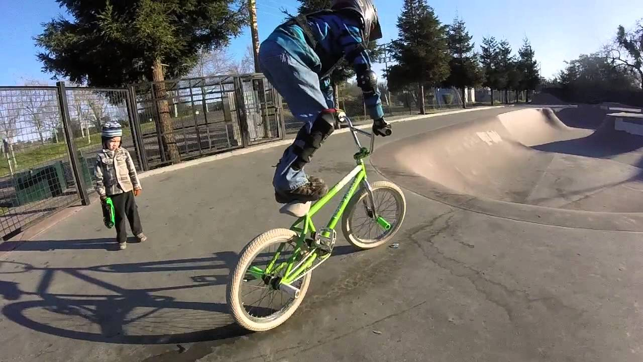 ruff bmx feb 2015 dirt jumps and park youtube