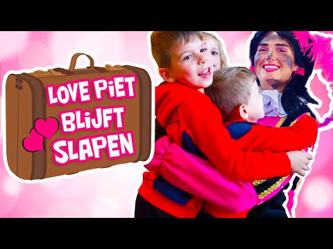 LOVE PIET BLIJFT SLAPEN BIJ... KOETLIFE !! - LOVE PIET #01