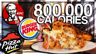 AUTISTIC MEAL TIME (800.000 CALORIES)