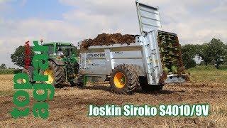 Test Joskin Siroko S4010/9V - rozrzutnik obornika