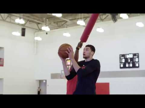 Zach LaVine Practices With Windy City Bulls