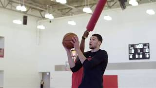 Zach LaVine Practices With Windy City Bulls