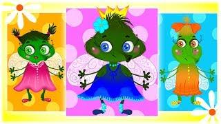 День Народження у МУШКИ - цікаві розвиваючі дитячі пісні - З любов'ю до дітей