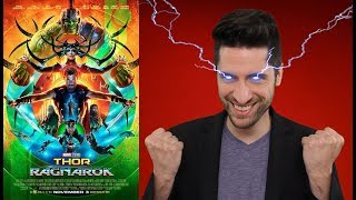 Thor: Ragnarok - Movie Review