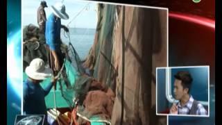 อนุวัต จัดมาเล่า - โป๊ะปลาทู บ้านแหลม จ.เพชรบุรี