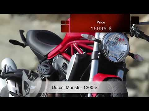 KAWASAKI Z1000 VS DUCATI MONSTER 1200S