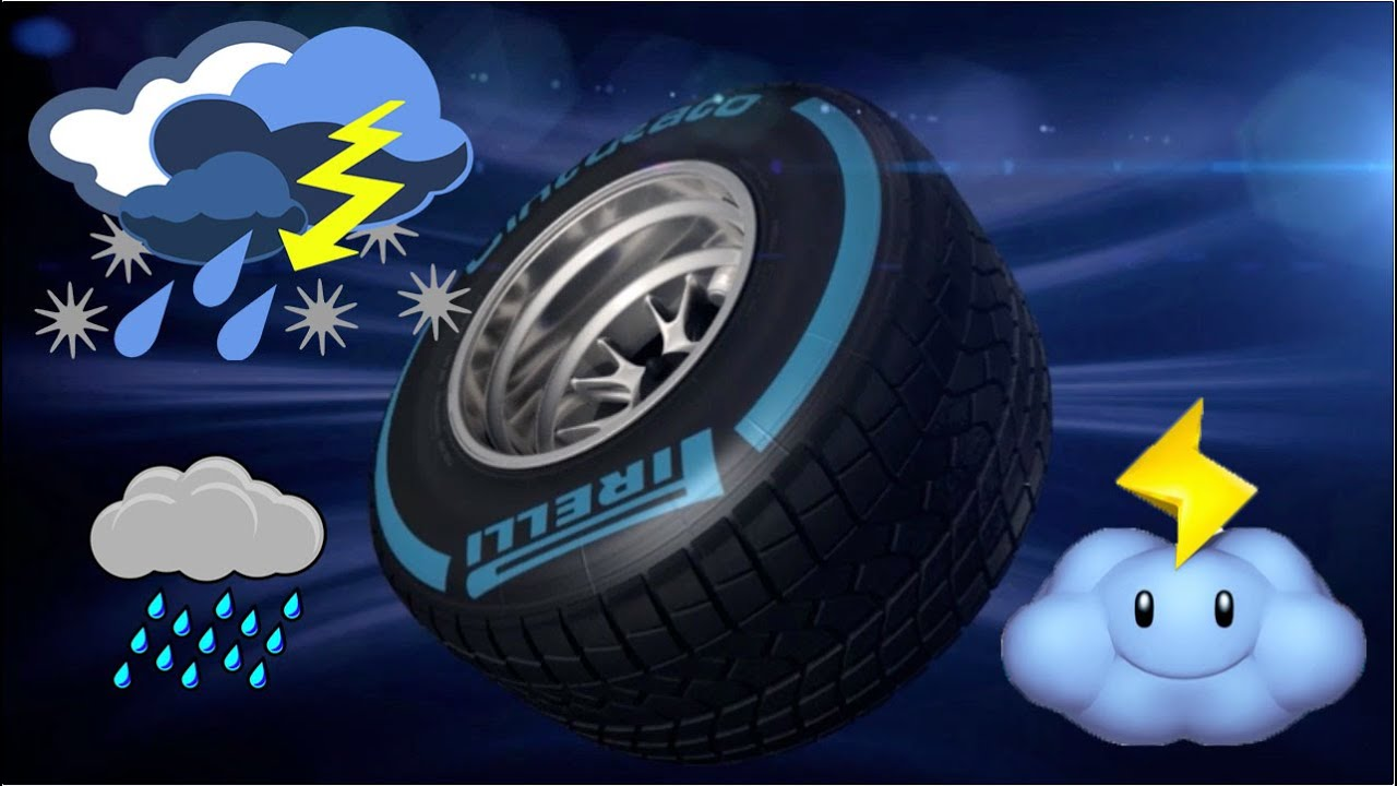 Captivating Beau F1 Pirelli Wet Tyres 2014 Explained YouTube