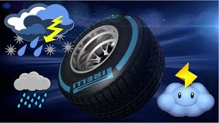 F1 Pirelli wet tyres 2014 explained