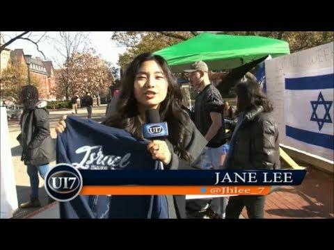 Students Celebrate Israel Week at the University of Illinois - UI-7 News