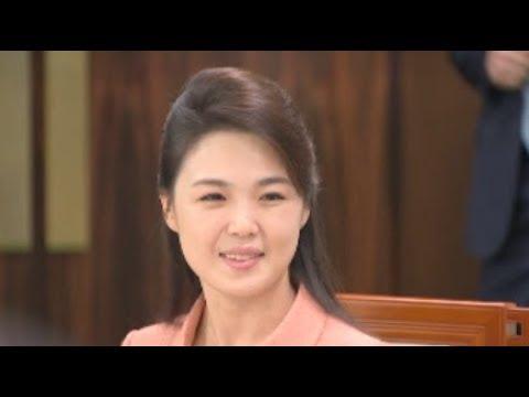 리설주, 미소·눈물 앞세운 '김정은 히든카드'