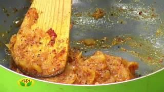 Arusuvai Neram 13-06-2017 – Jaya TV cookery program – Preparation Of Mangai Thokku & Sappathi Szechuan Noodles