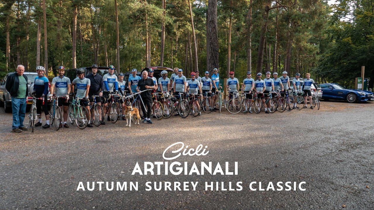 CCA Autumn Surrey Hills Classic 2019