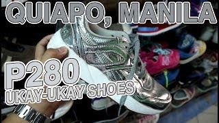 P280 UKAY SHOES QUIAPO (+NBA JERSEY!)
