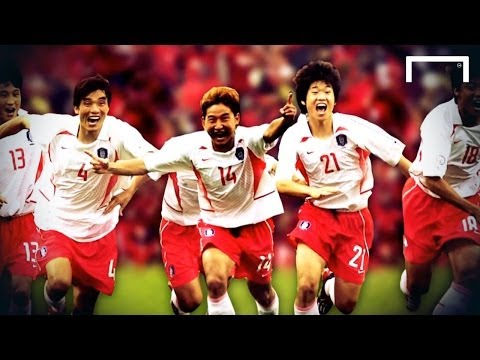 Park Ji Sung: We shocked world football in 2002 | World Cup Memories