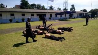 SATPAM GARDA KERTA RAHARJA Pembukaan Gada Pratama Angkatan 332 VI