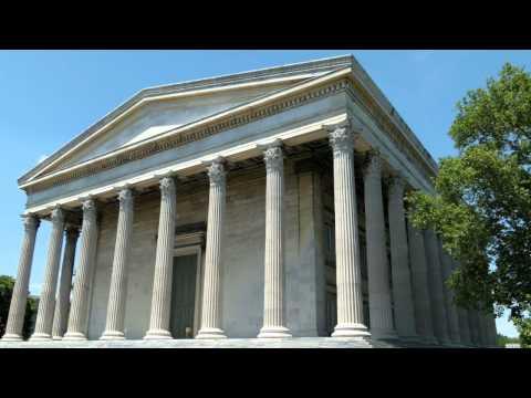 Girard College Campus Tour - Philadelphia, PA