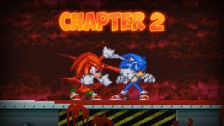 Knuckles Turn!! | Sonic.EXE: Blood Scream (Chapter 2)