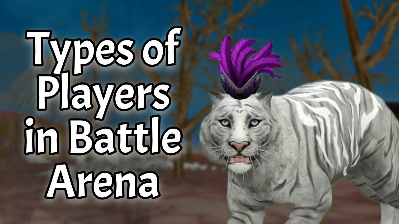 Download WildCraft | Types of Players in Battle Arena!