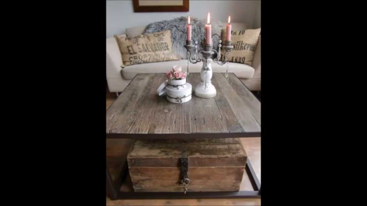 15 ideas para decorar un sal n estilo vintage vintage - Ideas para decorar salones pequenos ...