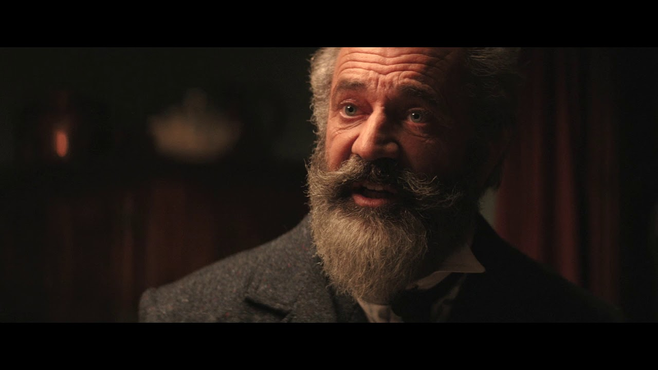 The Professor And The Madman Official Trailer