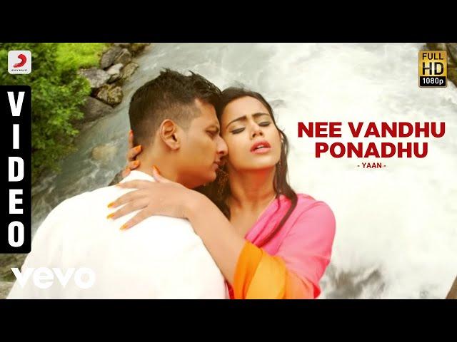 Yaan - Nee Vandhu Ponadhu video   Harris Jayaraj   Jiiva