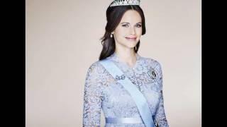 New Official Photos of Royal Family of Sweden 2016