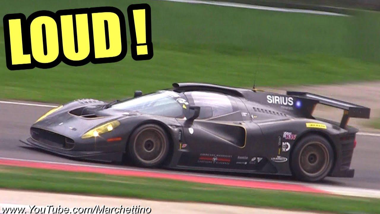 Ferrari P4 5 >> Ferrari P4/5 Competizione Sound - Accelerations and Fly Bys - YouTube