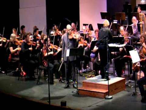 Beethoven, Violin Concerto. Jassen Todorov