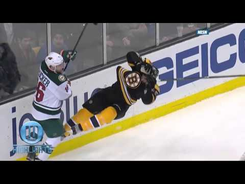 Best Hits from the 2016 NHL Season