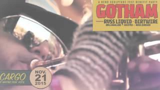 GOTHAM - A Reno Sculpture Fest Benefit Party - Nov 21 at Cargo