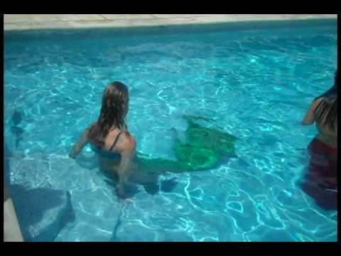mermaid practice swim at true blue bay resort grenada
