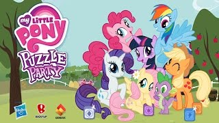 My Little Pony: Puzzle Party (by Backflip Studios) - iOS/Android - HD Gameplay Trailer