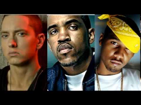 Eminem ft Lloyd Banks and Juelz Santana  Beamer Benz or Bentley Remix