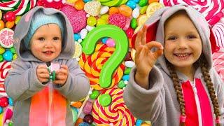 Hide and seek with white rabbit   Nursery Rhymes & Kids Songs by Olivia Kids Tube