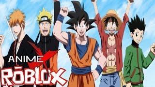 ANIME BATTLE ROYAL TIME! || ROBLOX Anime Cross