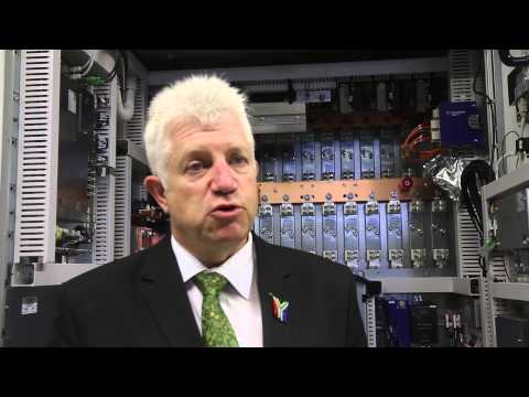 New solar power inverter equipment factory opens in Cape Town