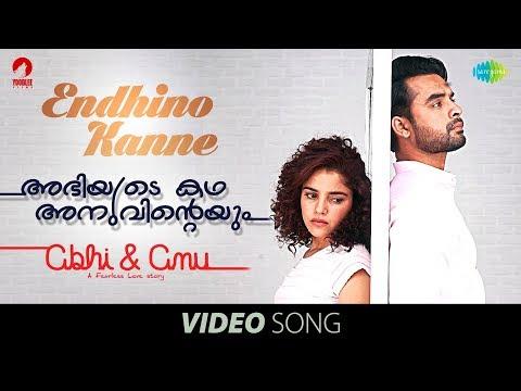 Endhino Kanne - Full Video Song | Abhiyude Kadha Anuvinteyum | Tovino, Pia Bajpai | Malayalam | HD