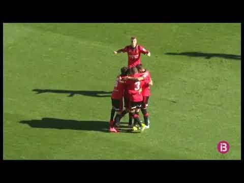 Victòria del Mallorca a Lleida (0 a 2)