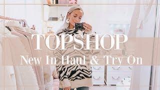NEW IN AT TOPSHOP // January 2019 Haul // Fashion Mumblr