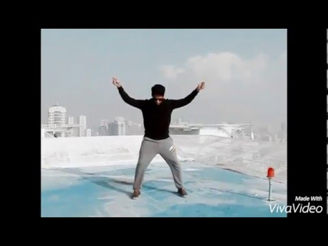 Robotics on ABCD2 music from Dharmesh Sir's audition