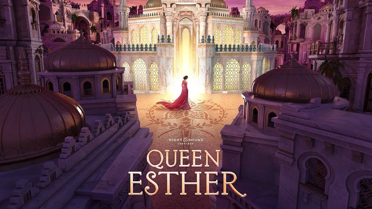 Sight & Sound Theatres – QUEEN ESTHER 2020 Teaser