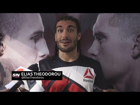 Elias Theodorou talks Sam Alvey win,  Tristar Gym & Pokemon