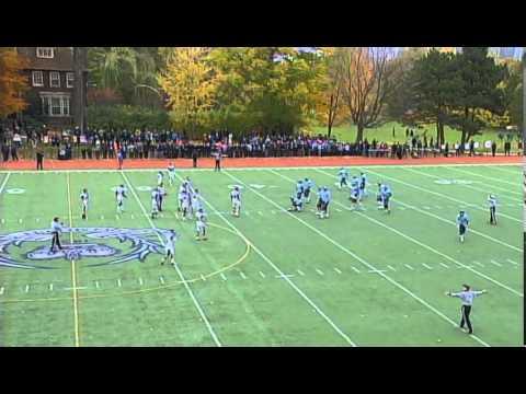 The 2014 CISAA Varsity football championship: Upper Canada College vs. St. Michael's College