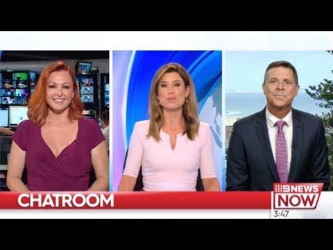 Nine News Now, Chatroom 21st December 2017