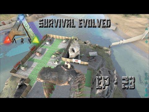 ARK: Survival Evolved - Landing Zones EP-23